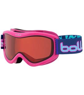 Детская маска Bolle Volt Pink Confetti / Vermillon