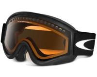 Маска Oakley L-Frame Matte Black/Persimmon