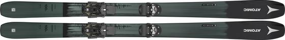 Горные лыжи Atomic Maverick 100 TI + крепления Warden 13 MNC