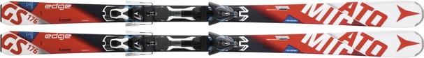 Горные лыжи Atomic Redster Edge GS + XT 12