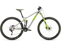 Велосипед Cube Stereo 120 Pro 29