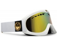 Маска Dragon DX White / Amber + Gold Ionized