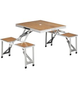 Стол с табуретками Outwell Dawson Picnic Table
