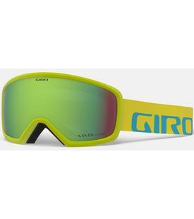 Маска Giro Ringo Citron / Iceberg Apex / Vivid Emerald 22