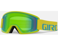 Маска Giro Roam Citron / Iceberg Apex / Loden Green 26 + Yellow 84