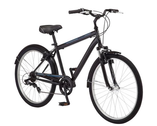 Велосипед Schwinn Suburban + крылья (2019)