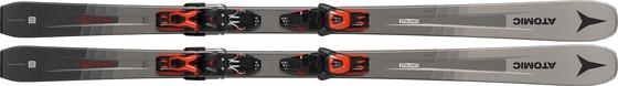 Горные лыжи Atomic Vantage 75 R + крепления L 10 GW