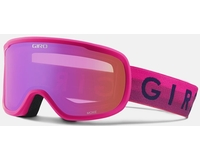 Маска Giro Moxie Bright Pink Horizon / Amber Pink 37 + Yellow 84