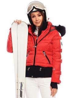 Куртка с мехом Toni Sailer Virginie Fur