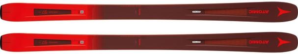 Горные лыжи Atomic Vantage 97 Ti + крепления Warden MNC 13