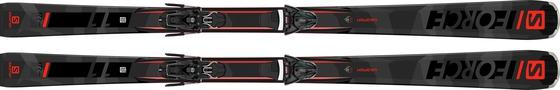 Горные лыжи Salomon S/Force 11 + крепления Z10 GW