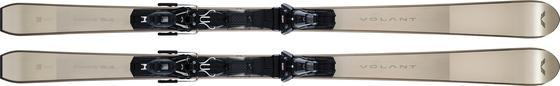 Горные лыжи Volant Champagine + крепления M 11 GW