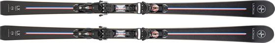 Горные лыжи Lacroix LX Carbon + крепления Fixation VSS 412