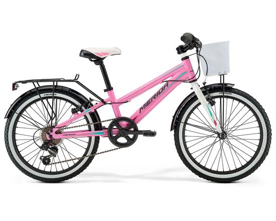 Велосипед Merida Princess J20 (на рост 115-140) (2019)