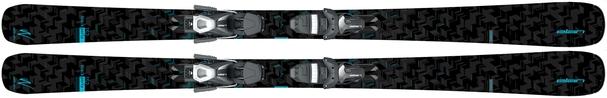 Горные лыжи Elan Black Perla LS + EL 7.5