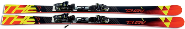 Горные лыжи Fischer RC4 The Curv Curv Booster + крепления RC4 Z13