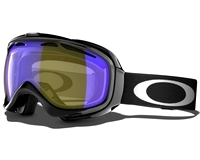 Маска Oakley Elevate Jet Black/H. I. Amber Polarized