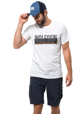 Футболка Jack Wolfskin Slogan T M