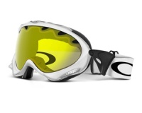 Маска Oakley Wisdom Matte White/HI Yellow