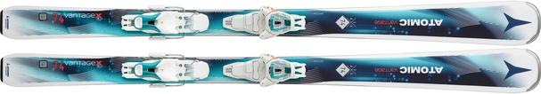 Горные лыжи Atomic Vantage X 74 R W + крепления Lithium 10
