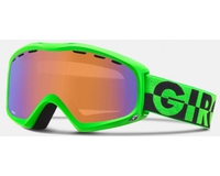 Маска Giro Signal Bright Green 50/50 / Persimmon Boost