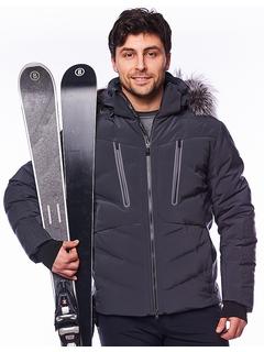 Куртка с мехом Kjus Linard Jacket