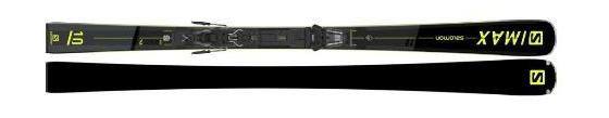 Горные лыжи Salomon S/Max 10 + крепления M11 GW L80 21/22
