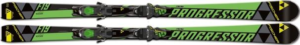 Горные лыжи Fischer Progressor F19 Ti + крепления RSX12