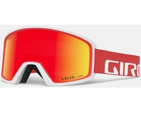 Маска Giro Blok Apex Red/White + Vivid Ember 35 Adult