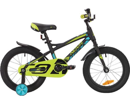 Велосипед Novatrack Tornado 16 (на рост 110) (2019)
