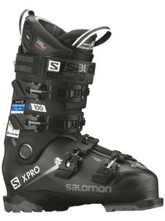 Горнолыжные ботинки Salomon X Pro 100 Custom Heat Connect