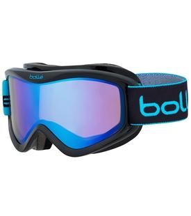 Детская маска Bolle Volt Plus Black Blocks / Aurora