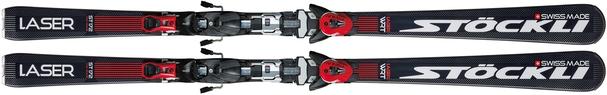 Горные лыжи Stockli Laser WRT-ST + SP 12 Ti