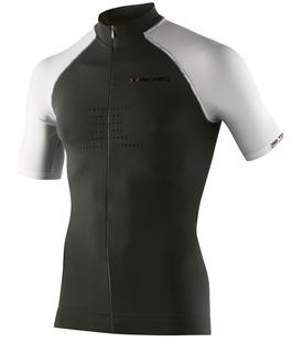 Термобелье X-Bionic футболка на молнии Biking Race Shirt Man