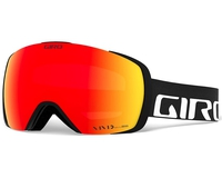 Маска Giro Contact Black Wordmark / Vivid Ember 37 + Vivid Infrared 62