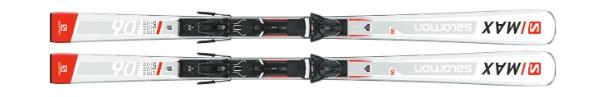 Горные лыжи Salomon S/Max 6 + крепления Z10 GW