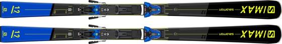 Горные лыжи Salomon S/Max 12 + крепления Z12 GW