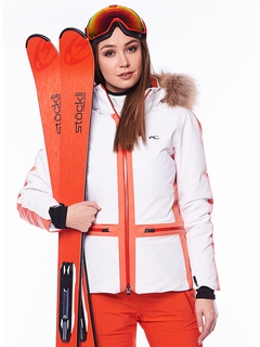 Куртка с мехом Kjus Women Nuna Jacket