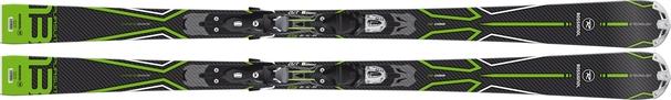 Горные лыжи Rossignol Pursuit 13 Carbon + Xelium 110 B73