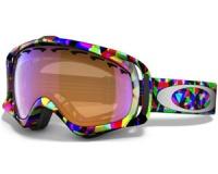 Маска Oakley Crowbar JP Auclair Alpine Initiative/H.I. Persimmon