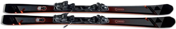 Горные лыжи Fischer Brilliant MT + крепления MBS 12