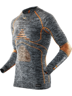 X-Bionic рубашка Energy Accumulator Evo Melange Men