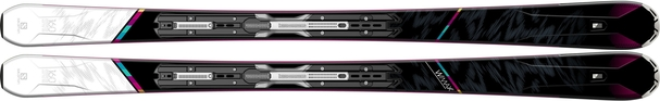 Горные лыжи Salomon W-Max + XT10 Ti W