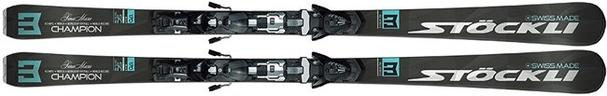 Горные лыжи Stockli Laser SC Tina Maze + SP 12 Ti
