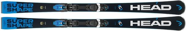 Горные лыжи Head i.Supershape Titan + крепления PRD 12