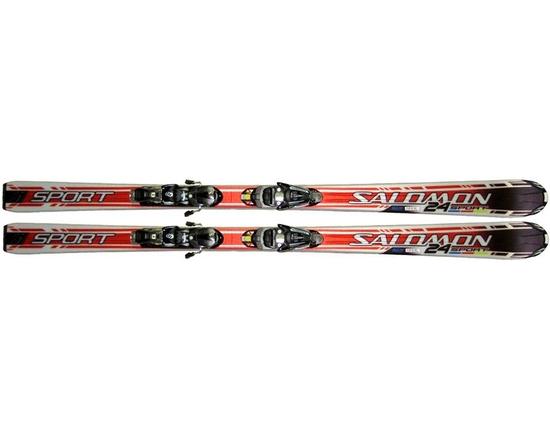 Горные лыжи без креплений Salomon 24 Sport 10/11