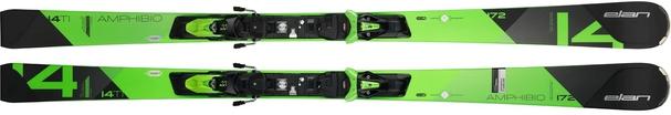 Горные лыжи Elan Amphibio 14 TI Fusion + крепления ELX 11.0