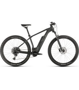 Велосипед Cube Reaction Hybrid Pro 500 29