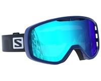 Маска Salomon Aksium Blue / Mid Blue Multilayer