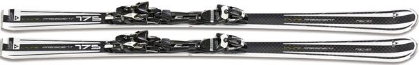 Горные лыжи Fischer C-Line President + Z13 RaceTrack